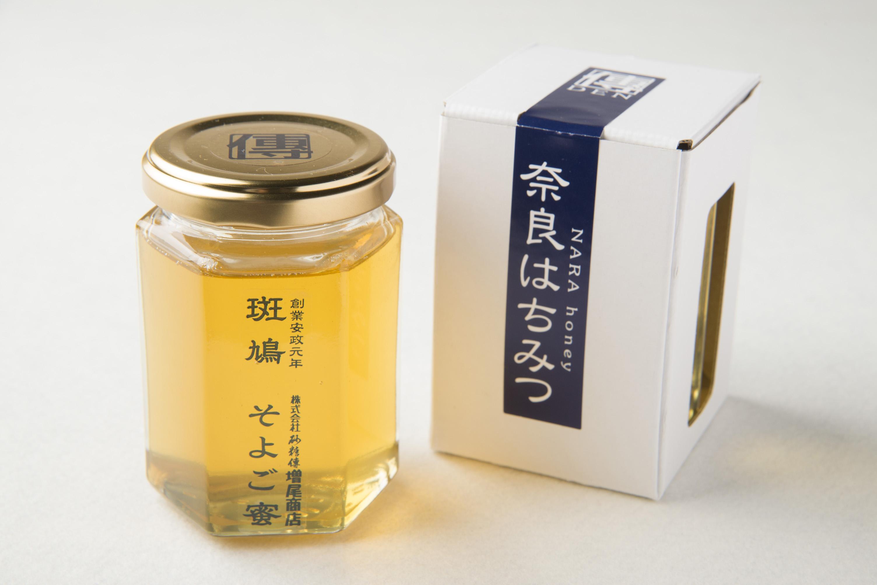 奈良はちみつ(そよご蜜)170g