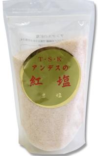 富山資源開発 アンデスの紅塩 500g