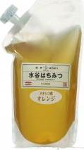水谷養蜂園 オレンジ蜜 1000gエコパック
