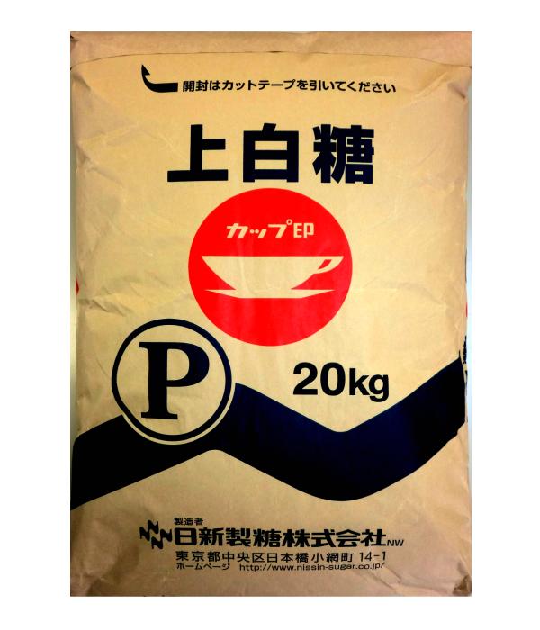 日新製糖 上白糖P 20�s